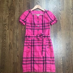 EUC Burberry Brit Dress Size 2